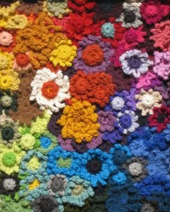 100 Flowers of Crochet
