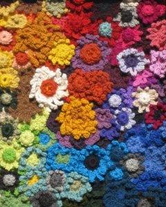 100 Flowers of Crochet