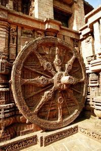 Hindu wheel