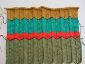 Chevron Sweater 2013