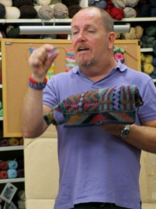 Color Workshop with Brandon Mably #3