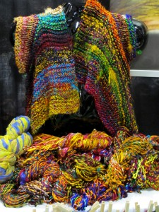 Darn Good Yarn Booth