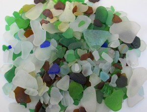 Sea Glass and Beads_1