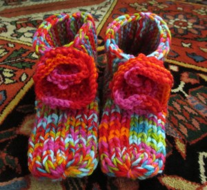Linda's Slippers #1