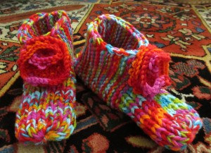 Linda's Slippers #2