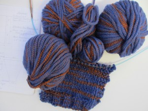 Drop Sleeve Sweater Pattern #3_1