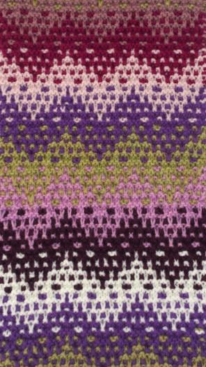 Chevron Zigzag Knitting #2_1