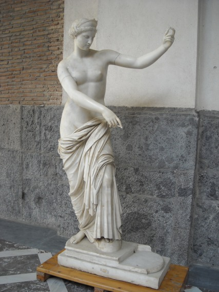 The Aphrodite of Capua