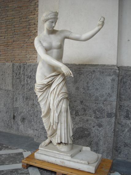 The Aphrodite of Capua