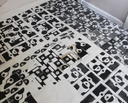 Block Printing #3