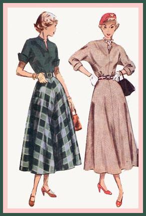 kimono sleeve 1940s